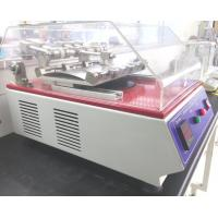 Buy cheap HTC -004A JIS Textile Testing Equipment Color Fastness / Rubbing Friction from wholesalers