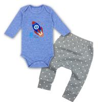 Quality 100% Cotton Tiny Baby Clothes  Soft Newborn Baby Clothes For Boy for sale