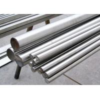 Quality Diameter 8 - 150mm  Stainless Steel Round Bar H9 Tolerance  ASTM A270 316L for sale