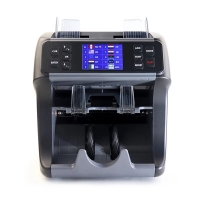 Buy USD EUR GBP COP ARS Multi-currency Sorter with 2 pocket 2 CIS TFT screen support printer FMD-900 at wholesale prices