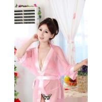 China Sexy Lingerie With T-Back (of Japanese Kimono Style) on sale