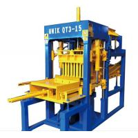 Quality Hot selling QT3-15 Concrete Block Making Machine with low price for sale