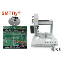 China 10Kg Load Point  To Point Soldering Machine , Robotic Welding Machine SMTfly-FL302D on sale