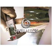 Buy cheap Ohmalloy4J29 Kovar rim for electronic product manufacture,kovar thermal expansion product