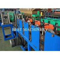 Quality Automatic C Purlin Roll Forming Machine 15-20m / Min PLC Control System for sale