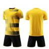 Buy cheap Custom School Football Soccer Uniforms Soccer Jersey Set Uniforms from wholesalers