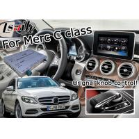 Quality Mercedes benz C class WIFI car navigation box , android car navigation system DC9-15V for sale