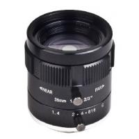 "Quality 1""  C mount Mono-focal Low distortion Lenses CCL1135MMPC  1"" 35mm for sale"