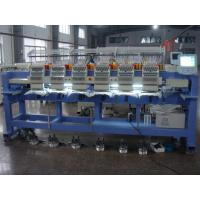 Buy cheap 6 Heads Commercial Computerized Embroidery Machine 850 RPM Max Speed from wholesalers