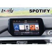 Buy Android Multimedia Video Interface for Mazda 6 Wagon 2014-2018 with GPS navigation Mirrorlink at wholesale prices