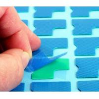 Ultra Soft Low Thermal Conductivity Materials PAD Light Green 5.5 MHz Dielectric Constant