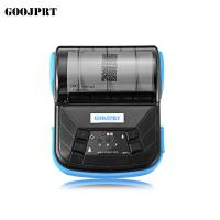 Mini Receipt Compact Wireless Printer Easy Paper Structure For Supermarket for sale