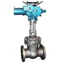 China Cast Steel Electric Motor Operated Valve Electric Actuated Gate Valve on sale