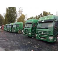 Quality BEIBEN and HOWO Truck Driving Mode 4X2 Used Motor Tractor for sale