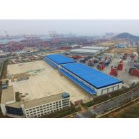 Quality Industrial Steel Structure Logistics Warehouse Design And Construction for sale