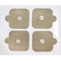 "Quality 1.97"" Reusable Self-Adhesive Electrode Pads , Round Pain Relief TENS Unit for sale"