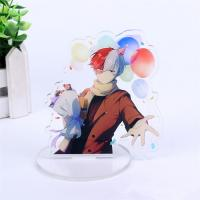 Quality Custom Acrylic Display Creative Standee Anime Photo Printed Advertising Table Standee for sale