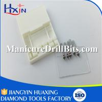 Friction Grip Shank Dental Drill Bits Coarse Grit Sterilized For Tooth Drilling Machine