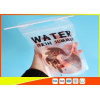 Buy cheap Leakage Proof Stand Up Ziplock Bags Custom Printed Zipper Pouch Liquid Packaging from wholesalers