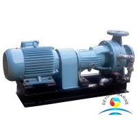 Buy cheap CWR Series Marine Horizontal Hot Water Circulating Pump With 15 - 40 Meter Head product