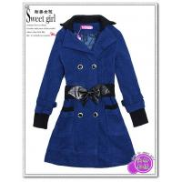 Quality Fashion Long Lady Winter Coat (G81) for sale