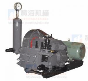 Buy BW-160/10Mud Pump 1400*850*950  horizontal, triplex. single acting reciprocation piston pump at wholesale prices