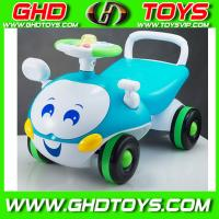 Quality Funny Baby toy,Blue Beetle Walker and Toddler Car with Music ,light,Kids Car for sale