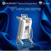 China Newest  HIFU Body Fat Slimming Ultrashape Machine High Intensity Focused Ultrasound on sale