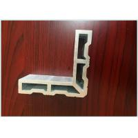 Buy cheap 6063 T5 Size 38*38MM Mill Finish 90 Degree Aluminium  Profile With Solar Mounting Bracket Part from wholesalers