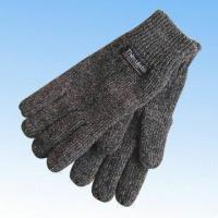 Quality Chenille Men's Gloves with Thinsulate Lining for sale