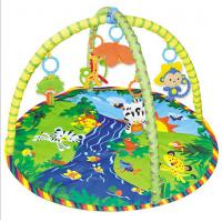 Buy cheap Tropical Baby Activity Gyms Happy Garden Baby Play Gym And  Mat Activity Toy And Floor Soft Foam Toddler Child product