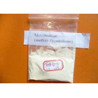 Buy cheap White Raw Tren Powder Methyltrienolone CAS 965-93-5 99% Purity For Body Building product