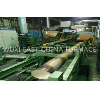 Quality Brass Bar D180mm Single Strand Horizontal Continuous Brass Casting Equipment for sale