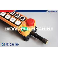 Quality F23-10 Series Suspended Platform Parts 380v Electric Chain Hoist Radio Remote Controls for sale
