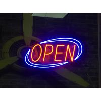 Quality LED Neon Sign Open LED Open Sign for Business Displays: LED Neon Light Sign Open Signs for Shops, Hotels, for sale