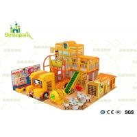 Quality Construction Engineering Theme Park Kids Indoor Playground Electrostatic Baking Painting for sale