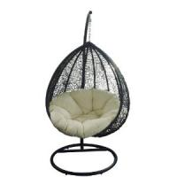 Quality patio swing hanging egg chair for sale