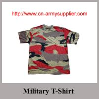 Quality Wholesale Army T-Shirt for sale