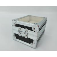 Quality Aluminum Watch Display Case Small Watch Carry Case For One Watch for sale