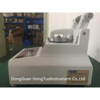 Buy Professional Supplier Abrasion Testing Equipment , Taber Abrasion Tester Din 53754 at wholesale prices