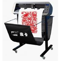China Graphic Vinyl Cutter Plotter Machine With laser sensor on sale
