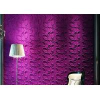 Quality Embossed Wall Art PVC Eco Friendly Wallpaper Waterproof 3D Wall Panel for Home Wall for sale