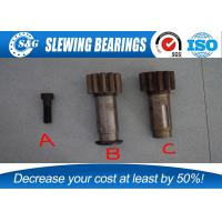 Quality Standard And Non - Standard Worm Gear Shaft  For Labeling Machine for sale