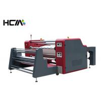 Quality Durable Roll To Roll Heat Press Machine With Touch Screen Control Panel for sale