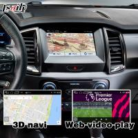 Buy Ford Ranger SYNC 3 Car Navigation Box With Android 5.1 4.4 WIFI BT Map Google at wholesale prices