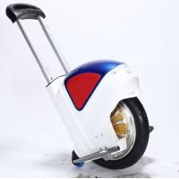 Quality SAMSUNG 2200MH Battery Stand Up Single Wheel Electric Scooter with handle for sale