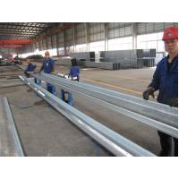 Quality Common-used C and Z Section Galvanised Steel Purlins For Fix Roof And Side Claddings for sale