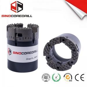 Buy UMX Stage 2 Stage 3 Diamond Impregnated Drill Bits / Diamond Core Bit at wholesale prices