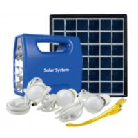Quality FT-05W Lighting System Power Storage Solar Panels 9V 5W With 5m Wire for sale