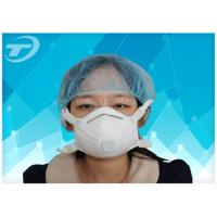 Buy cheap Disposable respirator  FFP3 with valve ,  made from non - woven , EN149 certificated product